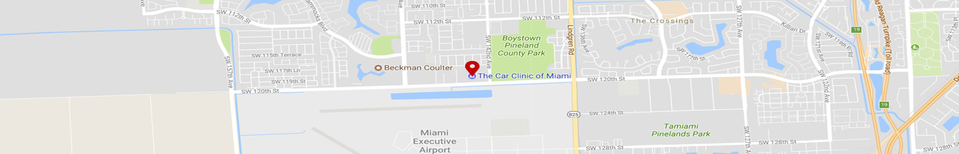 auto repair shop location